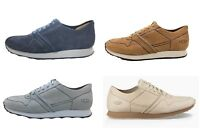 NEW UGG Trigo Unlined Fashion Men's Casual Shoes Sneakers Emboss Leather