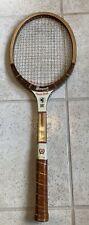 Vintage Bancroft tennis racket Monte Carlo 4 1/2L Bjorn Borg Model