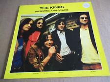 KINKS- live at the BBC (1974) rare EURO LP Not Tmoq NM