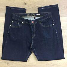Desigual Reg Fit Blue Men's Jeans Size 44 Fit W33 (O6)
