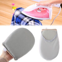 -Hand-Held Mini Ironing Pad Sleeve Board Holder Heat Resistant Glove Household`