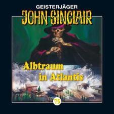 Geisterjäger John Sinclair - Albtraum in Atlantis, Audio-CD. Tl.2 von Jason Dark (2012)