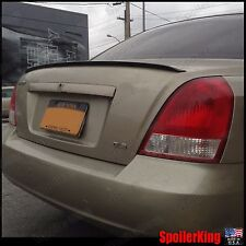 (244L) Rear Trunk Lip Spoiler Wing (Fits: Hyundai Elantra 2001-06) SpoilerKing