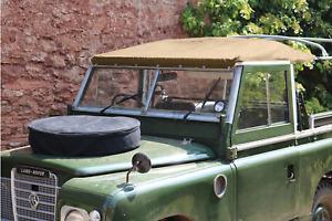 "Land Rover Series 88/109"" Bikini Hood Sticks And Canvas"