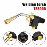 TS8000 High Intensity Trigger Start Torch Brass Mapp Gas Propane Welding Tool