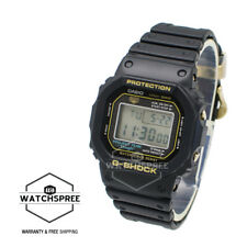 Casio G-Shock 35th Anniversary ORIGIN GOLD Watch DW5035D-1B AU FAST & FREE