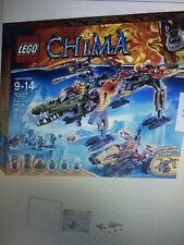 Lego CHIMA #70227 King Crominus' Rescue Building Toy Set O B