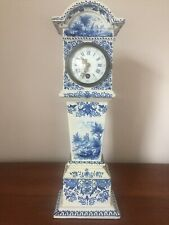 Mystery Vintage Porcelain Clock