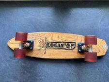 Skateboard,Skate,Surf,Logan Earth Ski,Oldschool,Skateboard Deck,Dogtown,Alva