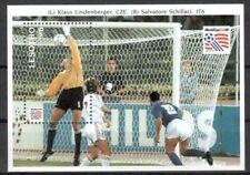 Lesotho Michelnummer Block 112 postfrisch (6390 - Fußball - WM 1994)