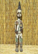 "African Igbo Male Ancestor Figure From Nigeria 57"""