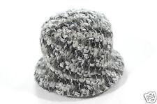 Neuf Coccinelle Beau Tricots Dames Chapeau Casquette Cloche Knitware 1-15 (89)
