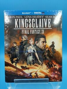 neuf film animation blu ray kingsglaive final fantasy XV jeu video squarenix