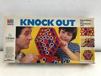 Knock Out von MB Das Orginal Rarität aus den 70ern Gesellschafts Kinder Familie