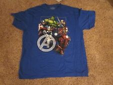 Avengers tee t-shirt in Collectors tin Large RETAIL $24