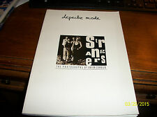 Strangers: Photography of Depeche Mode by Anton Corbign (1990, Paperback)