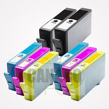 8 PK New 564 564XL Ink Cartridge for HP Plus-B209a C5324 D5440 B109a 5520 7520