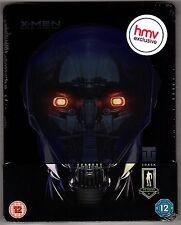 X-MEN DAYS OF FUTURE PAST 3D/2D 2-DISC BLU-RAY STEELBOOK NEU & OVP SEALED HMV