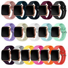 For Fitbit Versa1/2/Lite Replacement Silicone Band Comfortable Strap Wristband