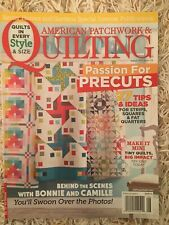 AMERICAN PATCHWORK &QUILTING
