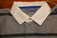 Vineyard Vines Fashion Knits All Over Stripe Rugby Mens Size S