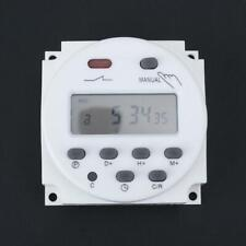 12V Timer Switch Digital Programmable Control LCD Time Relay Day/Week Set Timer