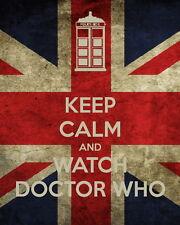 "094 Doctor Who - British Season TV Show 14""x18"" Poster"