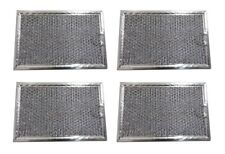 Grease Filter for Whirlpool Microwave 5 x 7 5/8 (4 pack) - New