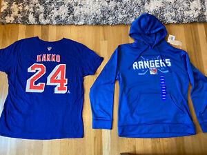 New York Rangers Sweatshirt (brand new w/ tags), Kaapo Kakko Shirt, Men's Large