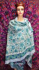 Women Large Cotton Sarong - Swimwear Pareo, Scarf, Beach, Cover-Up Wrap, Kaftan