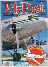 December Flypast Aircraft Monthly Transportation Magazines