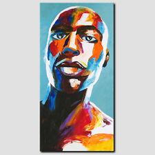 NOVAARTE Gemälde Abstrakt Acrylmalerei Pop Art Bild Modern XXL Leinwand ORIGINAL