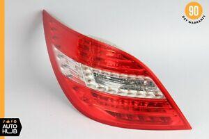 11-13 Mercedes W251 R350 LED Tail Light Lamp Assembly Rear Left Driver Side OEM