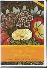 DVD: Early American Bronze Powder Stenciling (Davis)