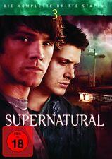 Supernatural Season/Staffel 3 * NEU OVP * 5 DVD Box