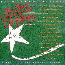 The Stars Come Out For Christmas Vol 5 CD Vaus Country & Pop 1993 Taco Bell