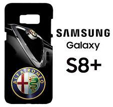 COVER 3D ALFA ROMEO for SAMSUNG GALAXY S8 PLUS CASE 139