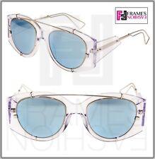 340a628ed51d Dior Blue Women s Cat Eye Sunglasses for sale