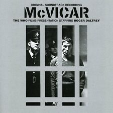 Roger Daltrey - McVicar ( Who ) (Original Soundtrack) [New CD] England - Import