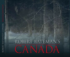 Robert Bateman Canada Deluxe Book Limited Editiion Print Black Wolf AUTOGRAPHED