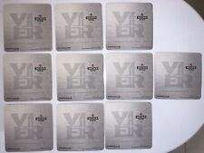 Becks Vier Beer Mats x 50 New and Double sided