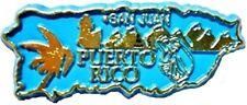 Puerto Rico San Juan Souvenir Fridge Magnet