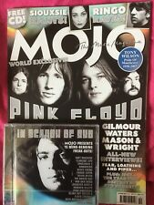 Mojo Magazine October 2007 167 With New Sealed CD Pink Floyd Siouxie Ringo