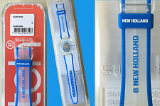 """Swatch NEW GENT Special """"NEW HOLLAND"""" - ref SUJK104N - 2015 - NEW IN BOX - RARE!"""