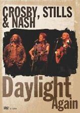 "CROSBY STILLS & NASH ""DAYLIGHT AGAIN"" DVD NEW"