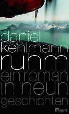 Ruhm: Ein Roman in neun Geschichten von Kehlmann, Daniel   Buch   Zustand gut
