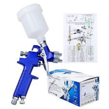 Mini Hvlp Air Spray Gun Auto Paint Car Detail Touch Up Sprayer Spot Repair Tool