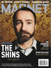 Magnet music magazine The Shins M. Ward Dirty Three Andrew Bird Magnetic Fields