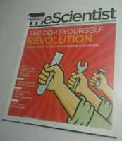 The Scientist magazine 3/2013 DIY Biology/Medicine Revolution [Near Mint issue]