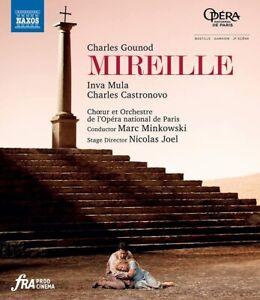 Gounod Mireille (Paris National Opera/Minkowski) New 2021 BluRay!